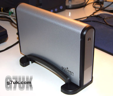 Octigen USB 2.0 hard drive enclosure