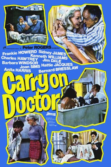 Poster for Carry On Doctor