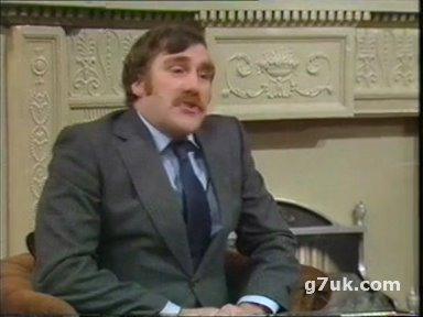 David Ellison in The Fall and Rise of Reginald Perrin