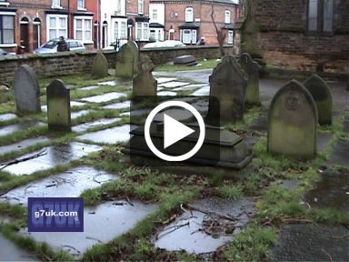 Video of a visit to the former St.John's church in Longsight